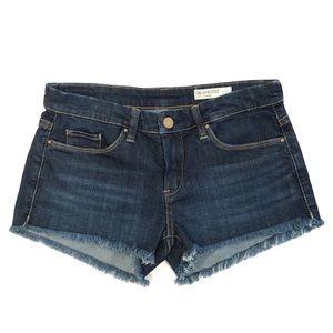 Blank NYC Little Queenie Denim Jean Shorts